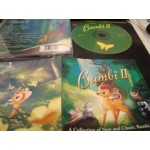 BAMBI II - A COLLECTION OF NEW AND CLASSIC BAMBI MUSIC / WALT DISNEY SOUNDTRACK
