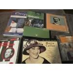 """MARIA CALLAS 1959-1962 Elvira De Hidalgo (3CD VLADIMIR SOFRONITSKY / Piano 1901-1961 (2CD)  GIUSEPPE VERDI - """"NABUCCO"""" (DVD PYOTR TCHAIKOVSKY """"DAMA PICA"""" (DVD   SALES  /CLASSICAL 1"""