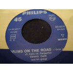 Johnny Carr  and his group  - Drums On The Road / Four Point Landing