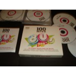 100 Hits 80s Pop / SET 5 CD Pop DiscoSynth Pop..