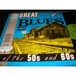 20 Great Blues recordings of the 50's and 60's - Vol 2