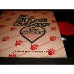 3O Great Love Songs of the 60's ,70's.80's