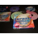 40 Party Anthems from Original Artists  & Bonus Karaoke CD