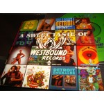 A Sweet Taste of Westbounds Records / Various