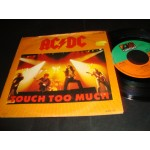 Ac/Dc - Touch Too Much / Live Wire