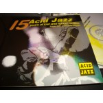 Acid Jazz / 15 years of lost and found Rarities