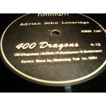 Adrian John Loveridge - 400 Dragons
