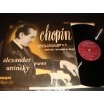 Alexander Uninsky / Chopin Sonata No 2 & No 3
