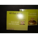 All that magic vol 1 - love songs and fairy tales