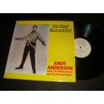 Andy Anderson - One Man's Rock And Roll