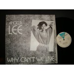 Angela lee - why can't we live