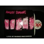 Angry Samoans - live at  Rhino Records