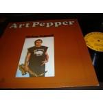 Art Pepper - Living Legend