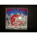 Back from the Grave - vol 2 garage 16 punkers