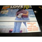 Best of Love Music 70's - Various