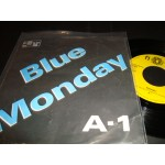 Blue Monday { M+T New Order }A1 / Formel I