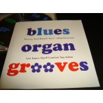 Blues Organ Grooves - various