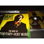 Bryan Ferry + Roxy Music - The Best of / more Than This