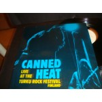 Canned Heat - Live at the Turku Rock Festival Finland