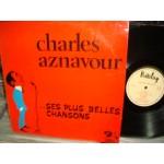 Charles Aznavour - Ses Plus Belles Chansons