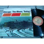 Chicago the Blues Today / Junior Wells / J.B.Hutto /Otis Spann