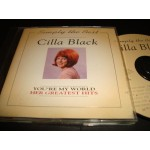 Cilla Black - Her Greatest Hits / You 're my World