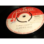 Clarence Reid - Funky Party / Winter man