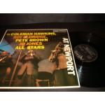 Coleman Hawkins / Roy Eldridge.. - At Newport