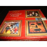 Crowded House - Contains 3CD  in miniature LP sleeves