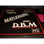 D.B.M - Discobeatlemania / Kiss me