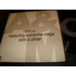 DNA { Feat.Suzanne Vega } - Tom's Diner