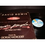 David Bowie - Cat People { Putting out fire }