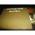Death in June & Boyd Rice - Alarm Agents