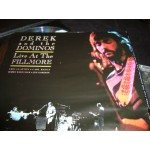 Derek and the Dominos / Live at the fillmore