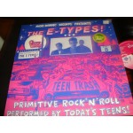 E-Types! - Teen Trash Vol. 8 (Primitive Rock'n'Roll Performed By