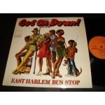 East Harlem Bus Stop - Get on Down