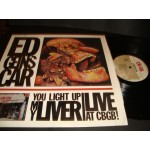 Ed Gein's Car – You Light Up My Liver/Live