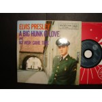 Elvis Presley - A big Hunk o' love / my wish came trou