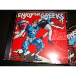 Enjoy the Greeks II - The Ultimate Hellenic Rock n Roll Compilat