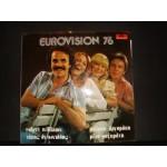 Eurovision 76 - Robert williams / Ρενα Παγκρατη / Αργυρακη / Τακ