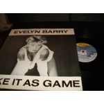 Evelyn Barry - take it as a  game