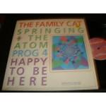 Faamily Cat - Springing the Atom