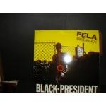 Fela Aniculapo Kuti - Black President
