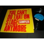 Frank Zappa ‎– You Can't Do That On Stage Anymore (Sampler)