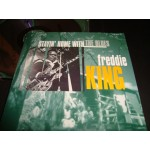 Freddie King - Stayin' home with the blues