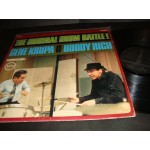 Gene Krupa & Buddy Rich - The Original Drum Battle