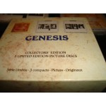 Genesis - 3 Limited Edition Picture Discs