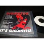 Gigantor / Youth Brigade - Split