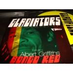 Gladiators - Bongo Red