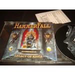 HammerFall - Legasy of Kings
